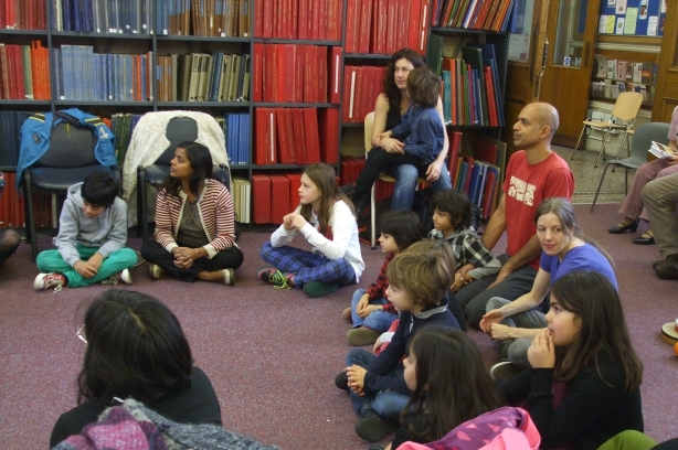 Primary Age Workshop 7th December 2013